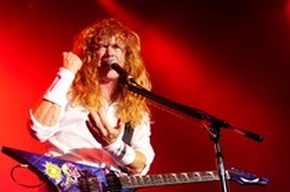 Testimonial by Dave Mustaine - Heavy Metal Guitarist for Wave Connects - Audio Visual Installations Wrightsville Beach NC