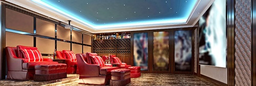 Home Theater Installations Wrightsville Beach North Carolina