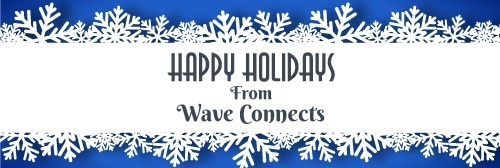 Season's Greetings From Wave Connects