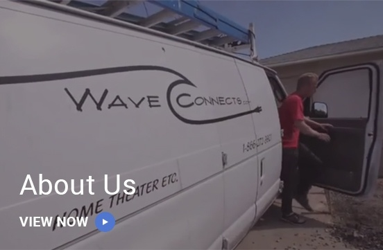 Wave Connects - Audio Visual Installations Wrightsville Beach NC