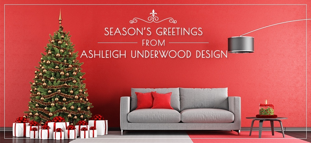 Season's Greetings From Ashleigh Underwood Design