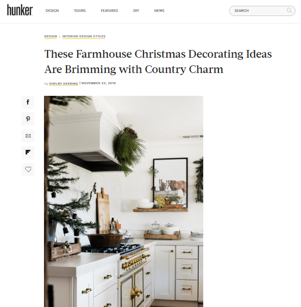 Farmhouse Christmas Decorating Ideas  Inspiration and Shopping   Hunker.png