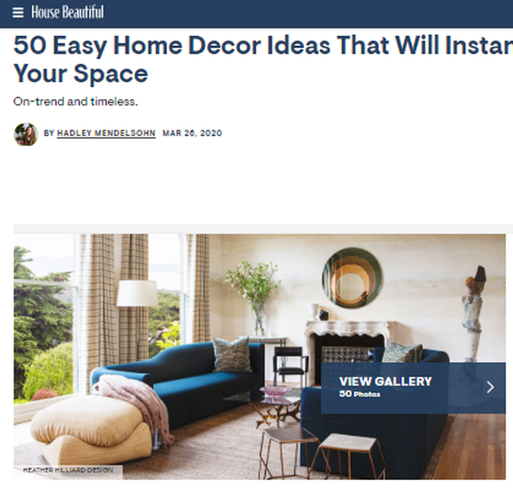 50 Chic Home Decorating Ideas - Easy Interior Design And Decor Tips To Try.png