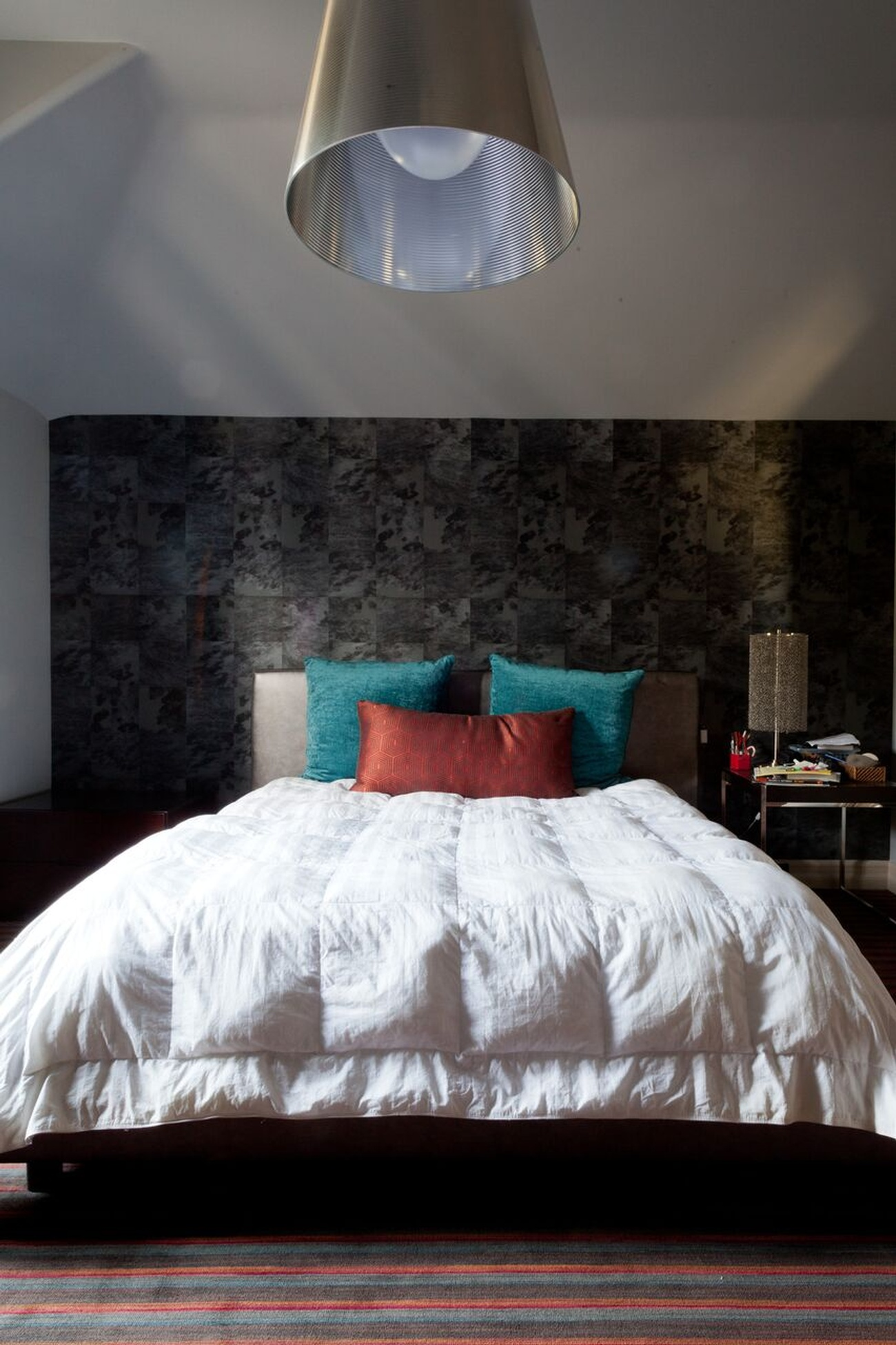 Bedroom Interior Decorating Services and Custom Bedding Malibu