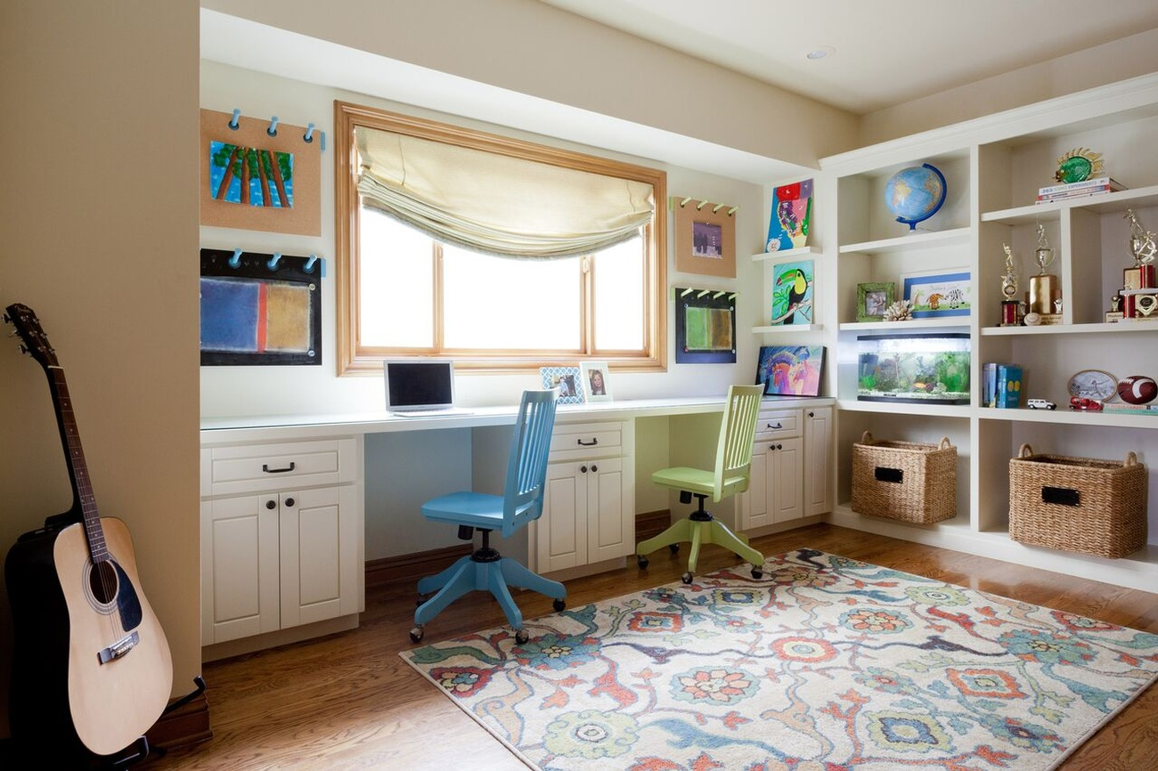 Kids Bedroom Design  Manhattan Beach by Ashleigh Underwood design