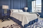 Bedroom Interior Decorating Services and Custom Bedding Brentwood