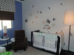 Kids Bedroom Design  Brentwood by Ashleigh Underwood design