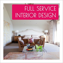 Full Service Interior Design Services offered by Ashleigh Underwood Design