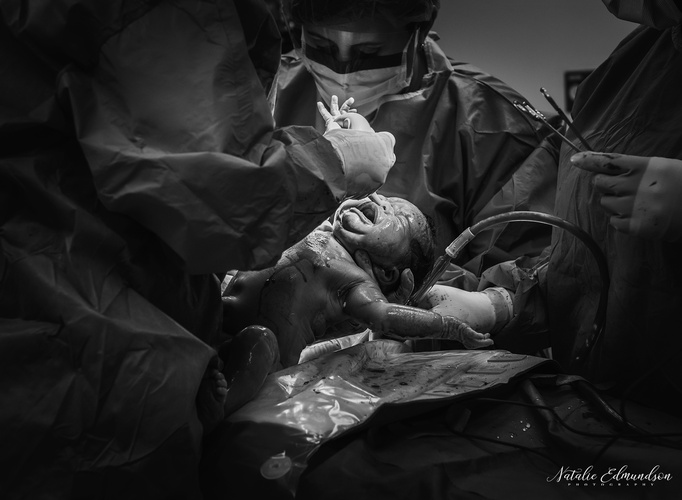 Augusta Birth Photography by Natalie Edmundson