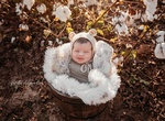 Natalie Edmundson Newborn Baby Photography with Costumes