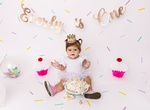 First Birthday Photography by Natalie Edmundson