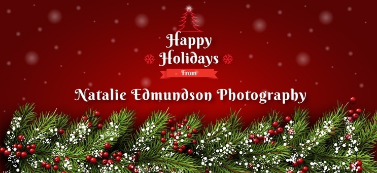 Seasons Greetings From Natalie Edmundson Photography