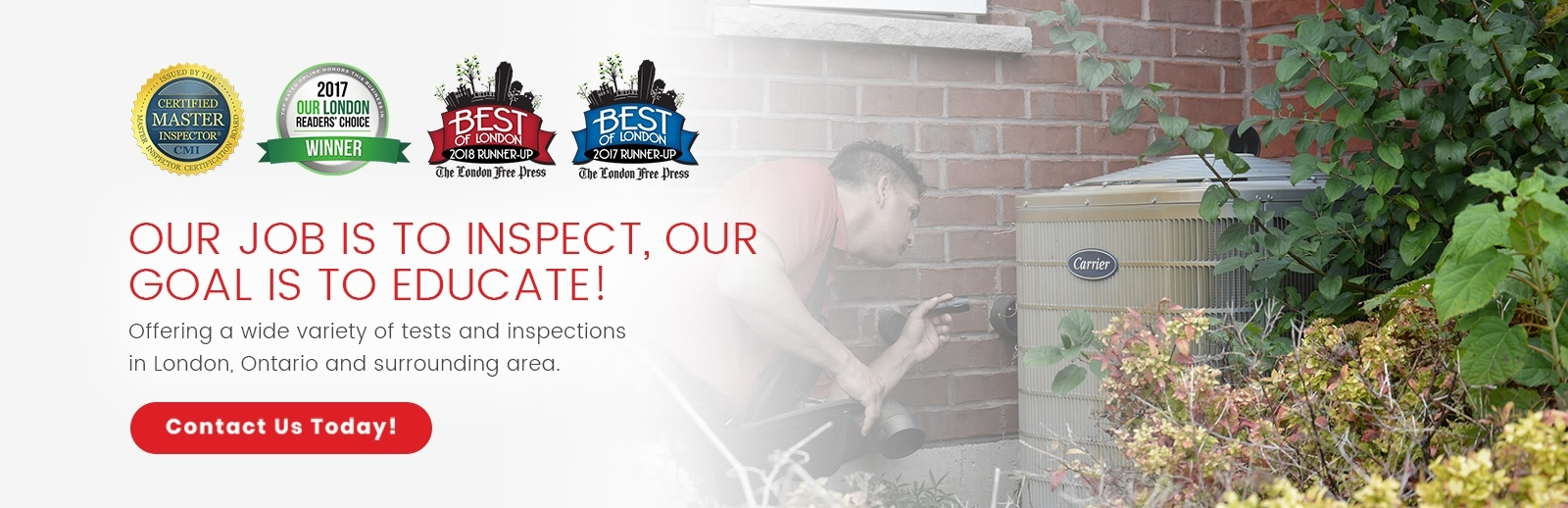 Home Inspection Ontario