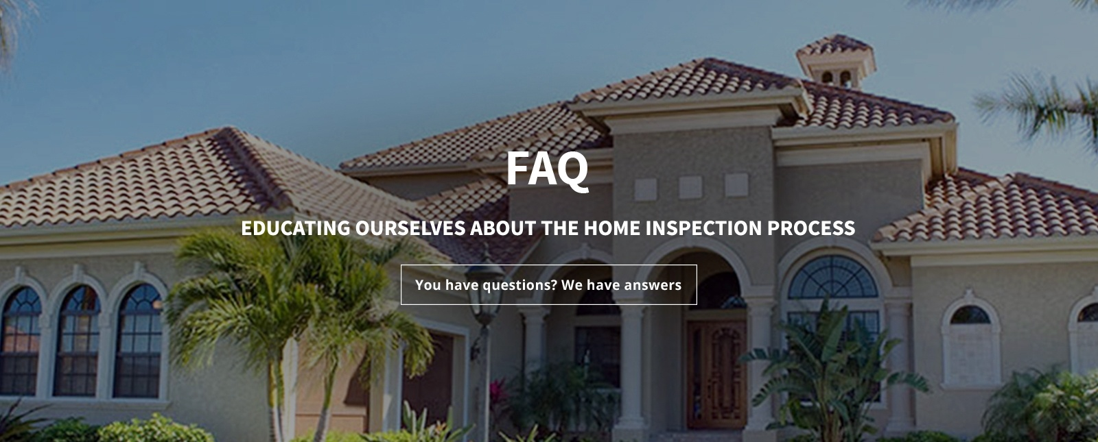 Home Inspection for Buyers Palm Beach County Florida