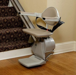 Bruno Elan SRE-3000 Straight Stair-Lift