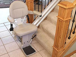 Bruno Elite SRE-2010 Straight Stair Lift
