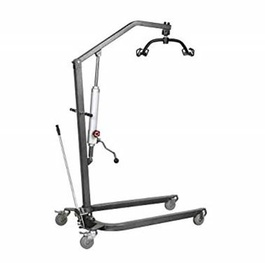 Patient Lift - Manual - To lift and individual out of a chair or bed