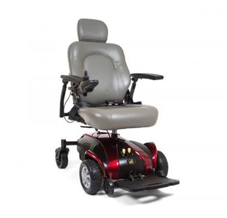 Power Wheelchair - Set for right hand operation