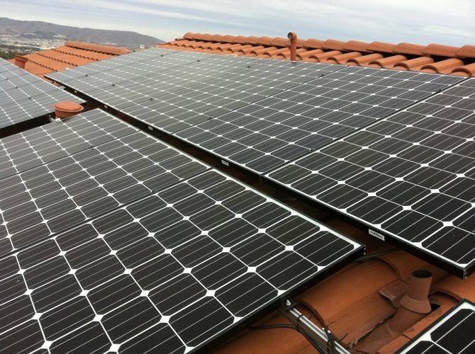 Residential Rooftop solar panel Array - 6 kW, Oakland, CA by FRESCO SOLAR