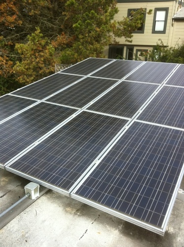 Residential Rooftop solar panel Array - 5 kW, King City, CA by FRESCO SOLAR