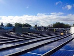 Commercial Solar Panel Installation Milpitas,CA by FRESCO SOLAR