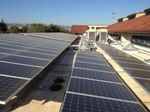 Gilroy Public Library Rooftop solar panel Array by Solar Panel Contractor -  FRESCO SOLAR