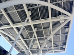 AC Transit Center 21kW solar Canopy Array by  FRESCO SOLAR