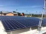 Hayward Fire Station Solar Panels