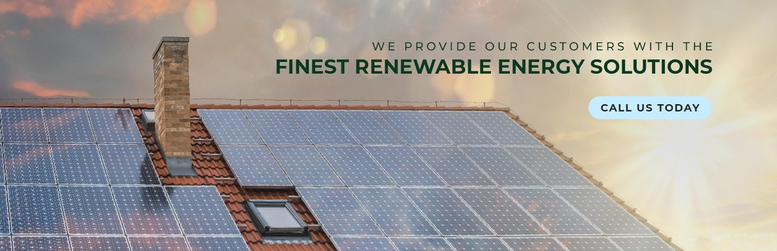 We Provide our Customers with the Finest Renewable Energy Solutions - FRESCO SOLAR