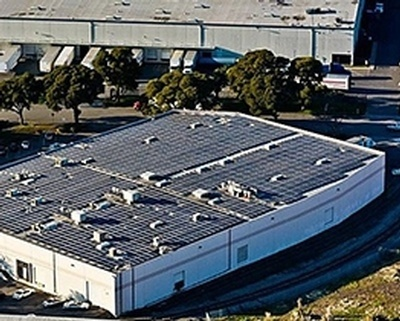 Commercial Solar Panel Installation California