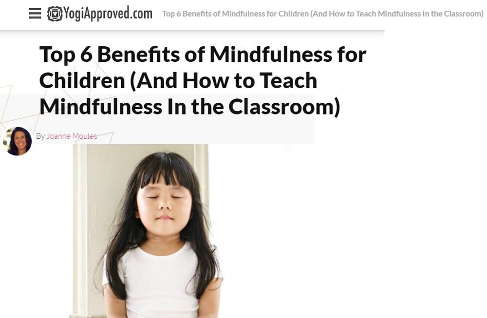 Mindfulness Training for Teachers Canada