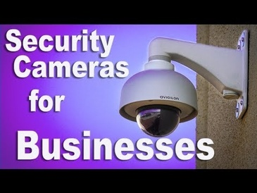 Houston Security Cameras for businesses - Recommendation