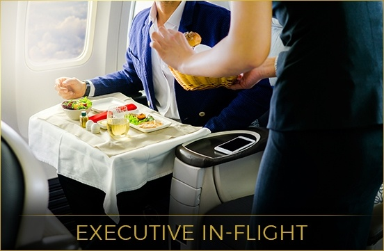Executive Inflight Catering Mendota Heights MN