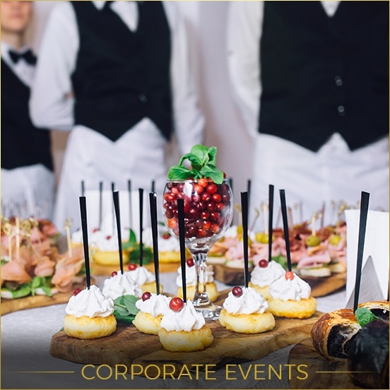 Corporate Catering Mendota Heights MN