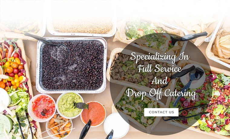 Catering Companies Los Angeles