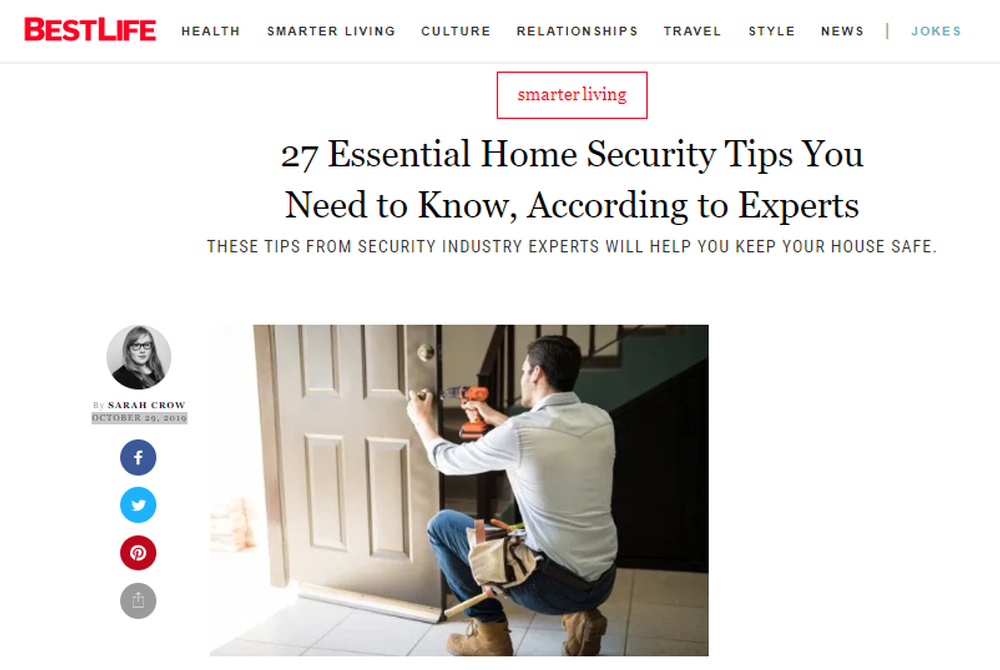 27 Essential Home Security Tips You Need to Know  According to Experts   Best Life.png