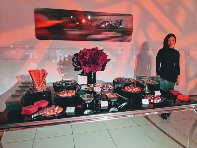 Corporate Event Caterers Los Angeles