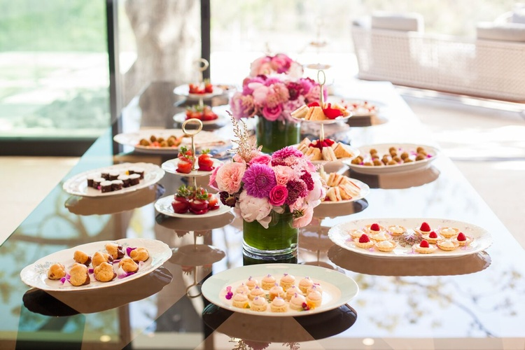 Private Event Caterers Los Angeles