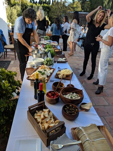 Best Caterers Los Angeles