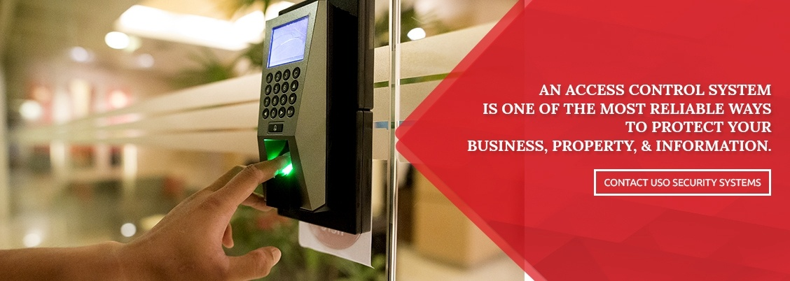 An Access Control System is One of the Most Reliable ways to Protect your Business, Property and Information