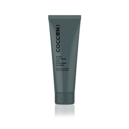 Coccoon Man – Active 4 in 1 Wash with Cassia Bark & Kiwi