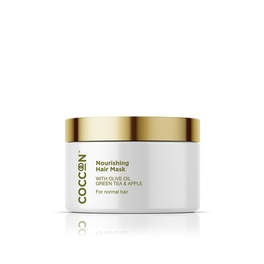 Coccoon Nourishing Hair Mask with Olive Oil, Green Tea & Apple