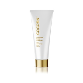 Coccoon Purifying Face Cleanser with White Tea & Neem