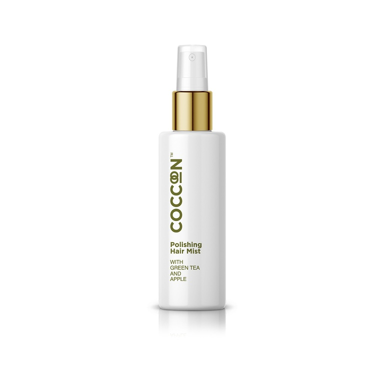 Coccoon Polishing Hair Mist with Green Tea & Apple