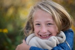 Girl Hugging Soft Toy - Professional Photography Services by Mode T Productions