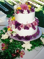 Floral Wedding by Christie's Catering - Wedding Catering Tacoma
