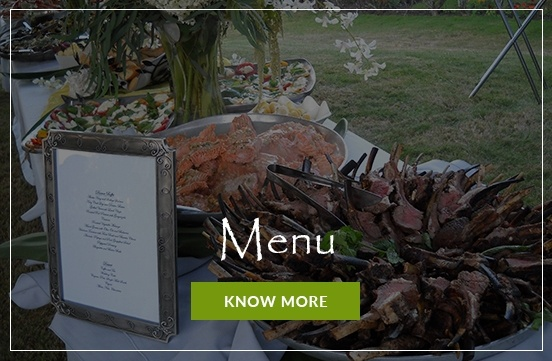 Event Catering Menu by Christie's Catering Tacoma