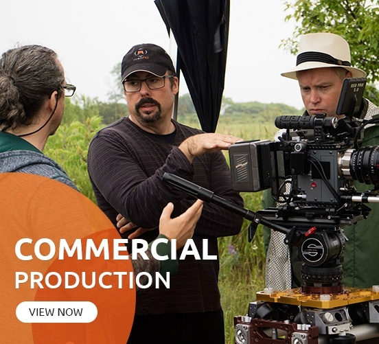 Commercial Video Production Toronto