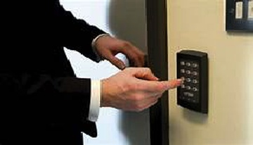 keypad access office building install mississauga toronto ajax