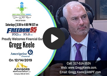 Divorce and your Finances with Financial Guru Gregg Keele
